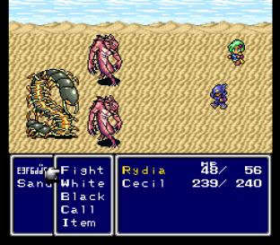 Final Fantasy 4 SNES 045