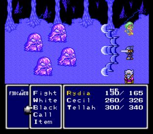 Final Fantasy 4 SNES 078