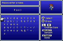 Final Fantasy 5 Advance GBA 017