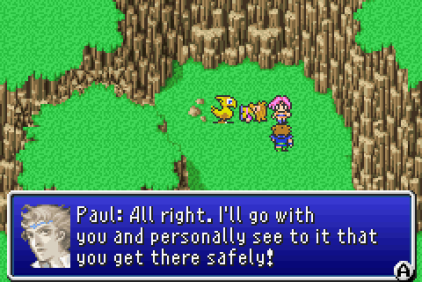 Final Fantasy 5 Advance GBA 020