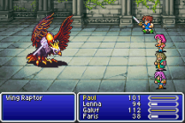 Final Fantasy 5 Advance GBA 050