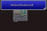 Final Fantasy 5 Advance GBA 060