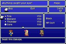 Final Fantasy 5 Advance GBA 076