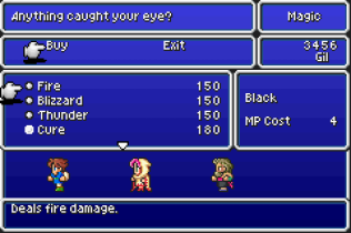 Final Fantasy 5 Advance GBA 076