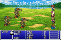 Final Fantasy 5 Advance GBA 081