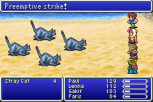 Final Fantasy 5 Advance GBA 084