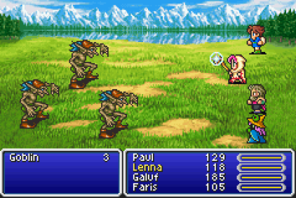 Final Fantasy 5 Advance GBA 089