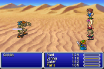 Final Fantasy 5 Advance GBA 090