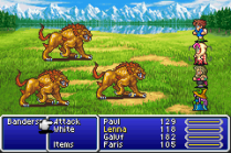 Final Fantasy 5 Advance GBA 091