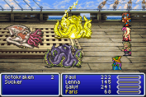 Final Fantasy 5 Advance GBA 095