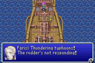Final Fantasy 5 Advance GBA 097