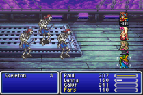 Final Fantasy 5 Advance GBA 104