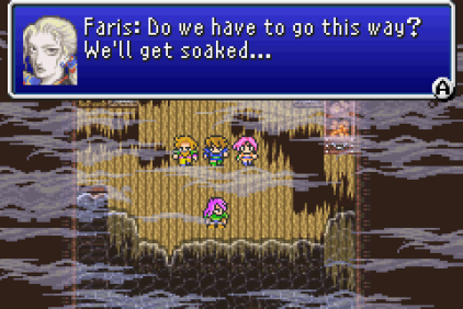 Final Fantasy 5 Advance GBA 108