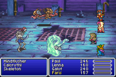 Final Fantasy 5 Advance GBA 120