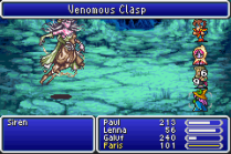 Final Fantasy 5 Advance GBA 126
