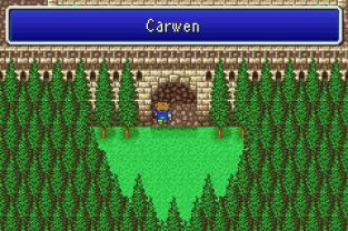Final Fantasy 5 Advance GBA 133