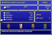 Final Fantasy 5 Advance GBA 135