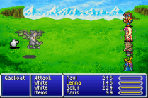 Final Fantasy 5 Advance GBA 148
