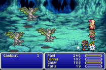 Final Fantasy 5 Advance GBA 151