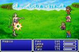 Final Fantasy 5 Advance GBA 160