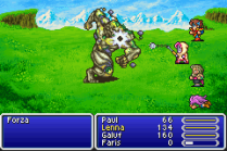 Final Fantasy 5 Advance GBA 162