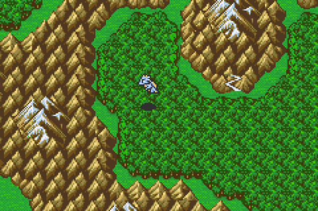 Final Fantasy 5 Advance GBA 166