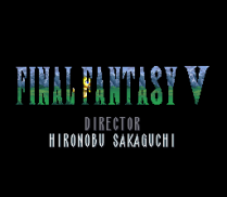 Final Fantasy 5 SNES 002