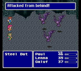 Final Fantasy 5 SNES 020