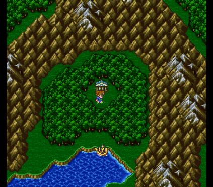 Final Fantasy 5 SNES 034