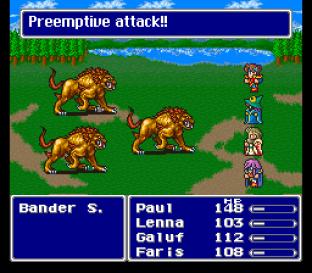 Final Fantasy 5 SNES 064