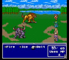 Final Fantasy 5 SNES 066