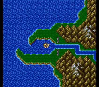 Final Fantasy 5 SNES 067