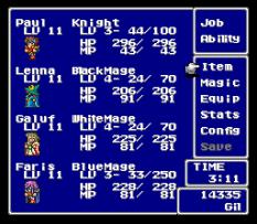 Final Fantasy 5 SNES 087
