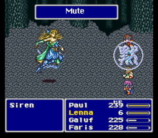 Final Fantasy 5 SNES 097