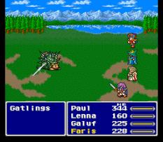 Final Fantasy 5 SNES 099
