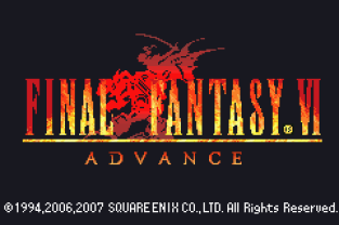 Final Fantasy 6 Advance GBA 01