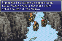 Final Fantasy 6 Advance GBA 05
