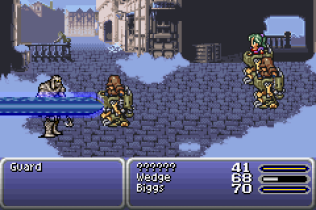 Final Fantasy 6 Advance GBA 11