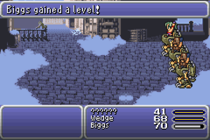 Final Fantasy 6 Advance GBA 12