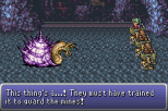 Final Fantasy 6 Advance GBA 28