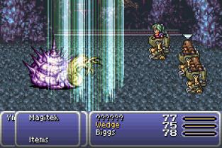 Final Fantasy 6 Advance GBA 31