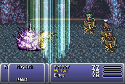 Final Fantasy 6 Advance GBA 31
