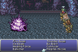 Final Fantasy 6 Advance GBA 32
