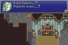 Final Fantasy 6 Advance GBA 43