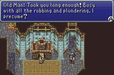 Final Fantasy 6 Advance GBA 54