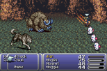 Final Fantasy 6 Advance GBA 60