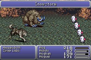 Final Fantasy 6 Advance GBA 67