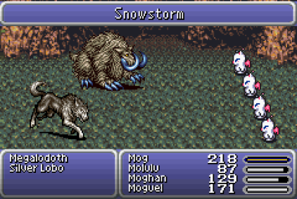Final Fantasy 6 Advance GBA 67