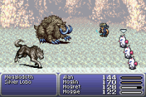 Final Fantasy 6 Advance GBA 70