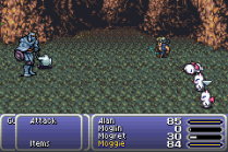 Final Fantasy 6 Advance GBA 73